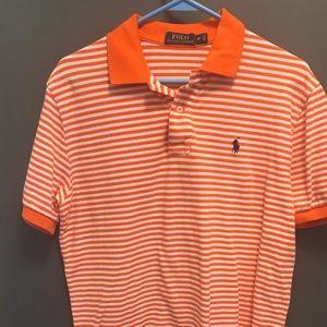 Men's polo shirt size Med
